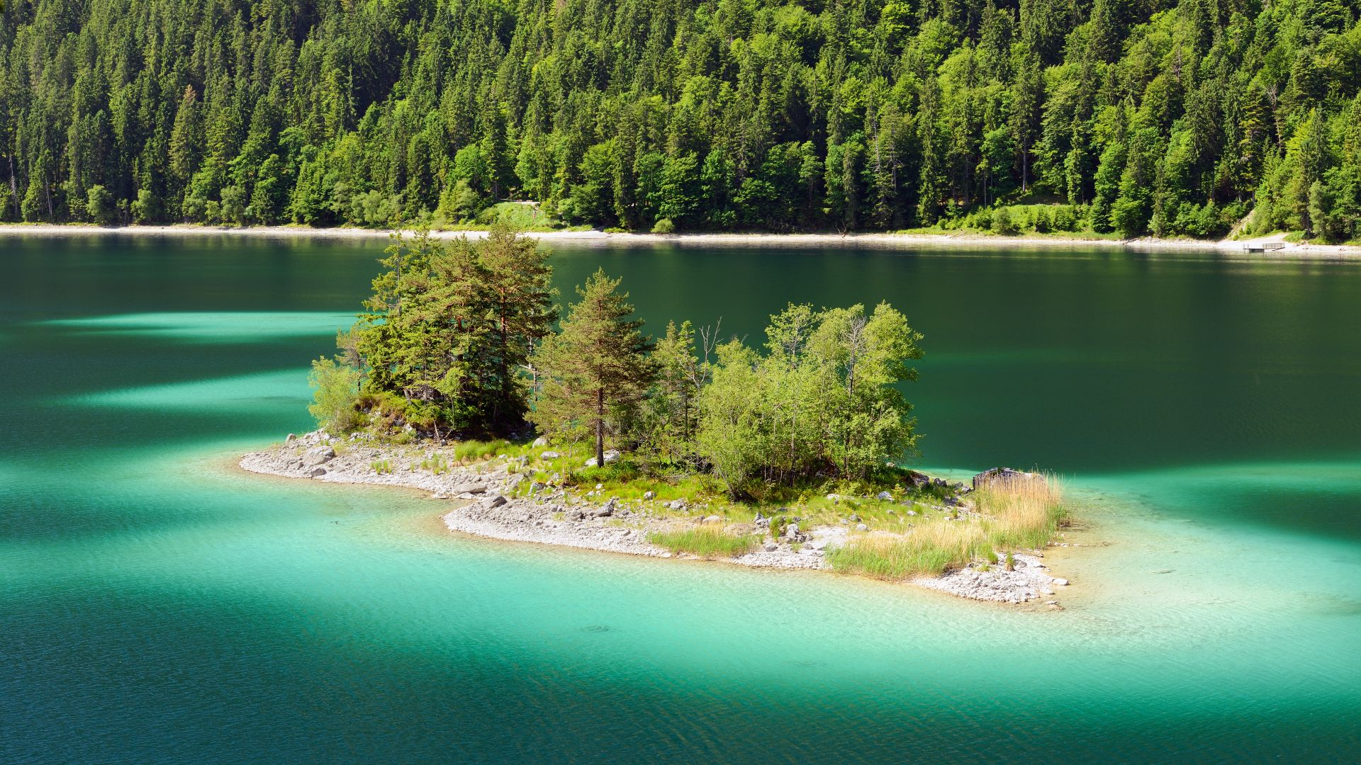 Garmisch-Partenkirchen: Lake Eibsee