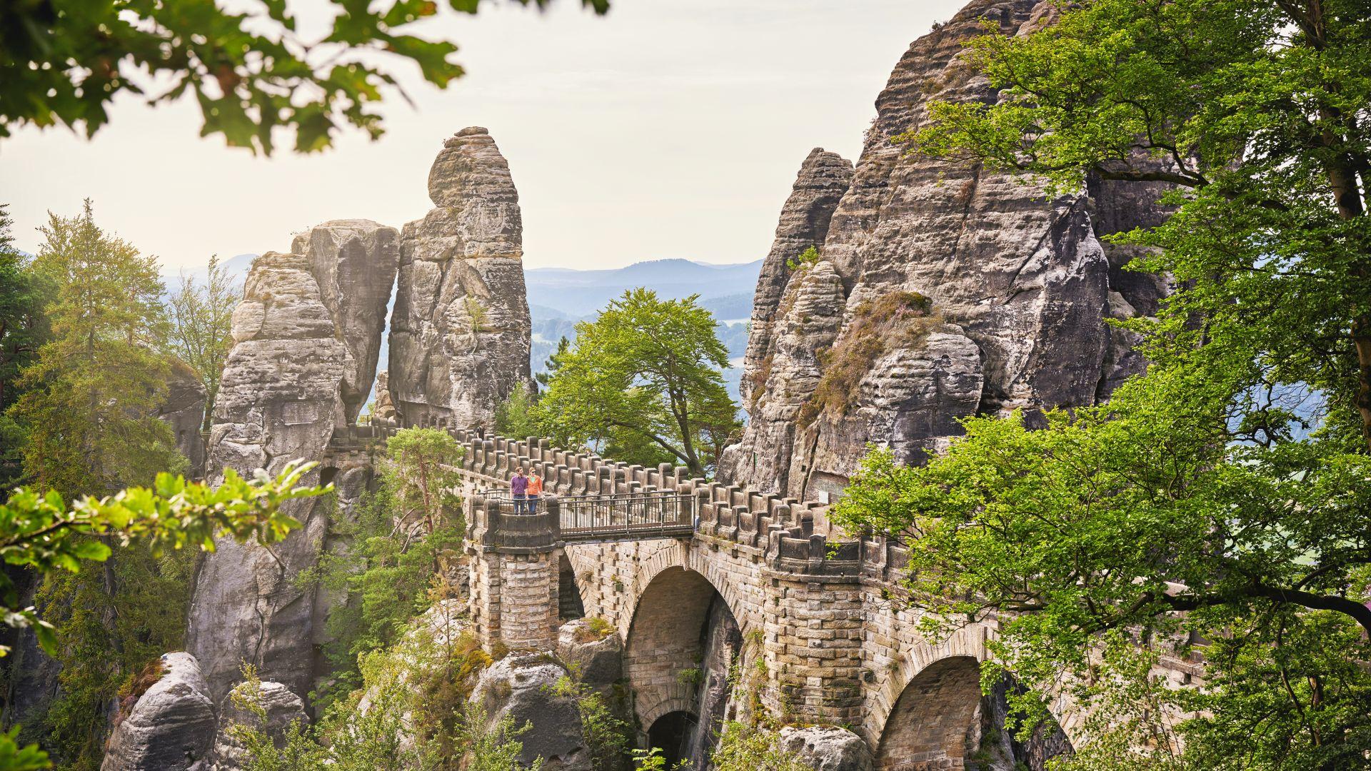 Suisse saxonne : Randonnées dans l'Elbsanstein