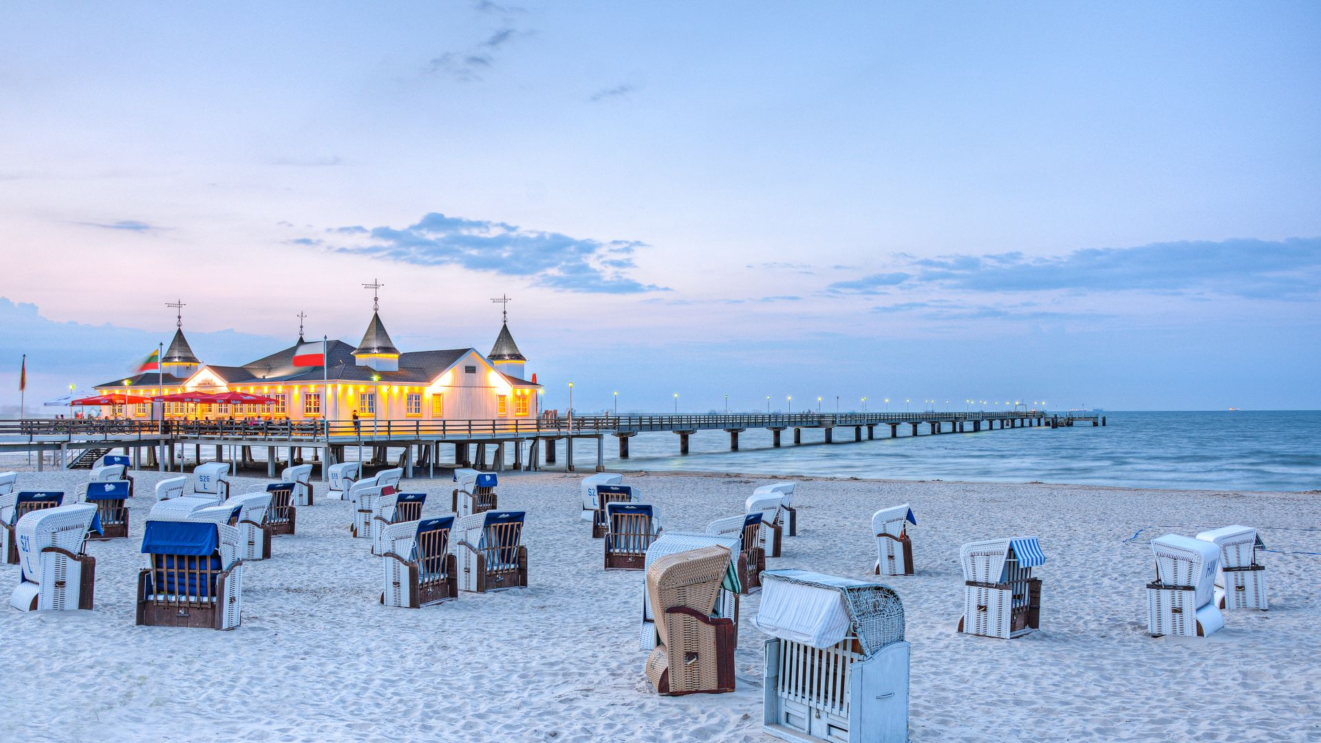Usedom: a traditional seaside vibe with plenty of culture and nature -  Germany Travel